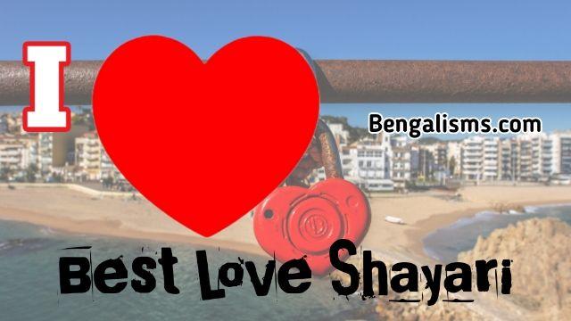 Latest Love Shayari In Bengali