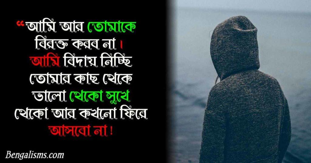 sad love bengali shayari