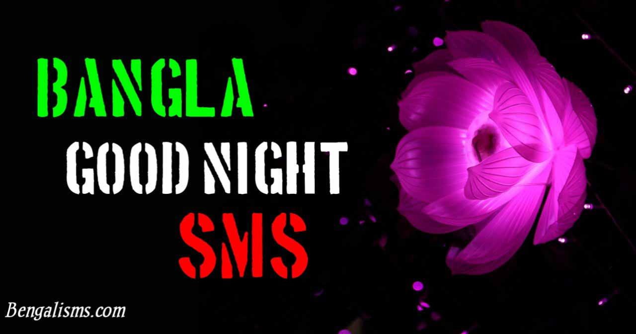 Good Night Bengali Sms