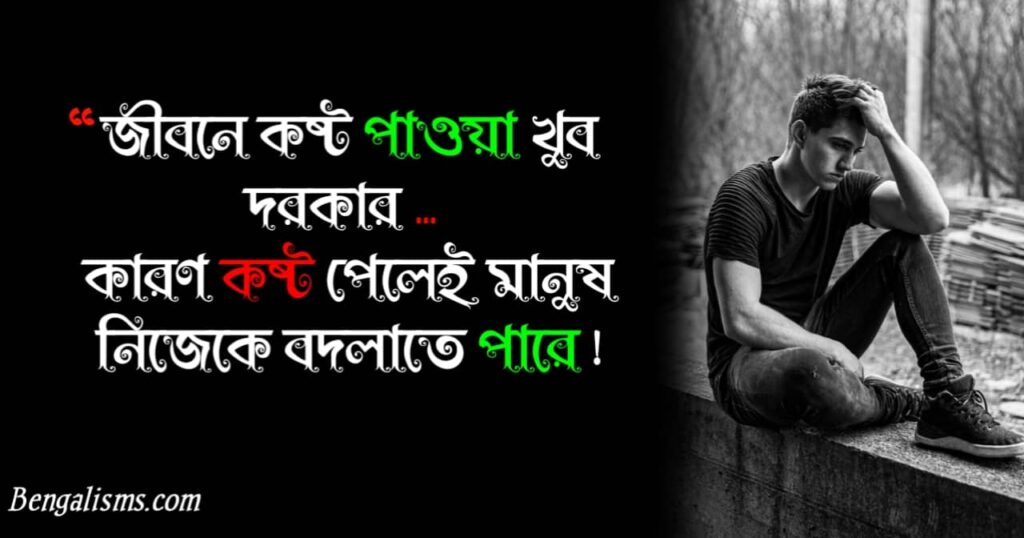 sad bangla shayari